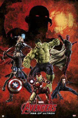 The Avengers - Age Of Ultron, Marvel