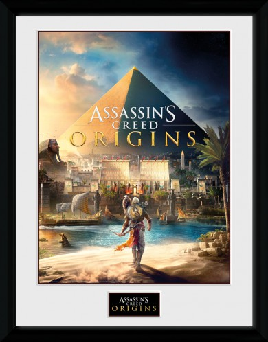 Assassin's Creed - Origins, Cover
