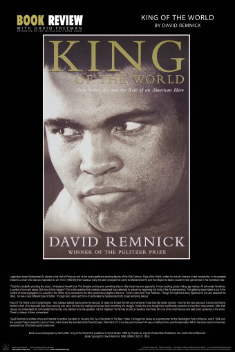 King of The World Cassius Clay Muhammad Ali David Remnick