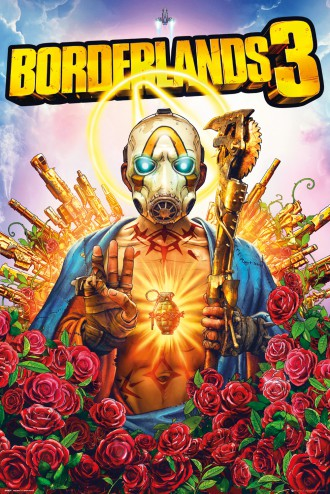 Borderlands - 3, Cover