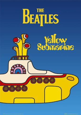 The Beatles - Yellow Submarine, Cover