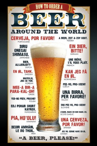 Beer - How To Order A Beer Around The World