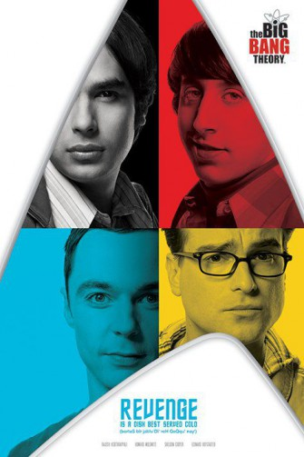 Big Bang Theory - Revenge