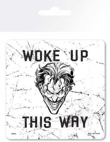 Batman - Joker Woke Up This Way, Dc Comics