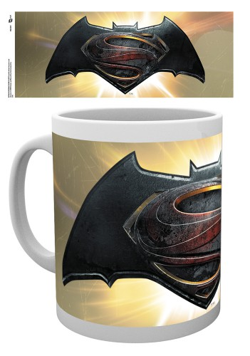 Batman Vs Superman - Vs Superman, Logo Alt