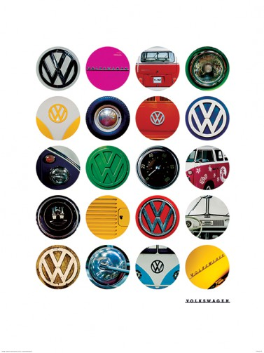 Autos - Vw, Collage
