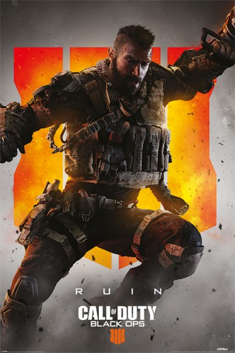 Call Of Duty - Black Ops 4 Ruin