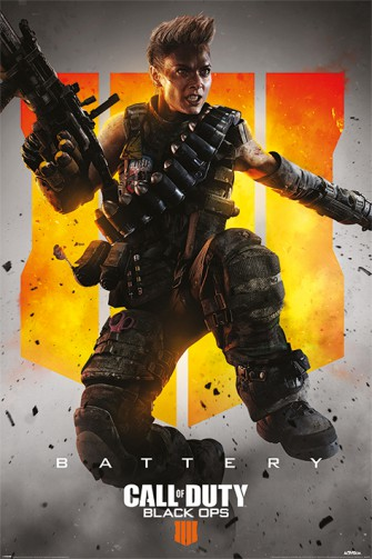 Call Of Duty - Black Ops 4 Battery