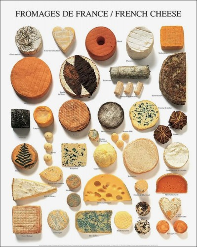 Fromage - Fromages De France