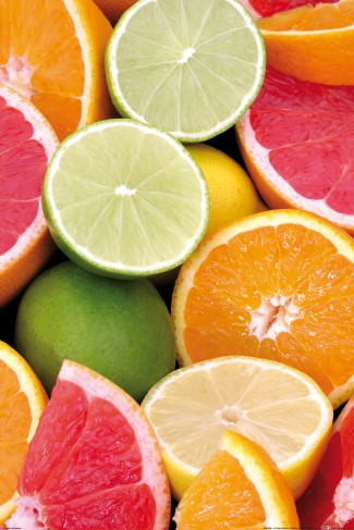 Cuisine - Citrus Fruits