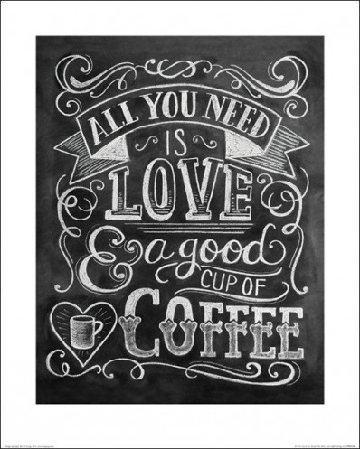 Kaffee - Love And Coffee, Lily & Val