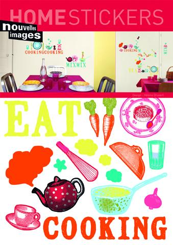 Cuisine cooking stickers buy posters online with 1art1 for Art cuisine cookware
