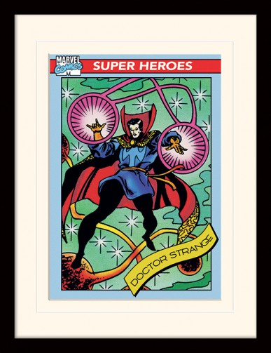 Doctor Strange - Marvel Comics  Trading Card