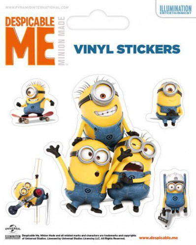 Despicable Me - Minions Made