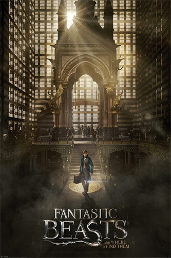 Fantastic Beasts - Newt Scamander And His Magical Suitcase