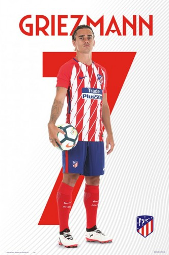 Football - Atletico Madrid, Antoine Griezmann