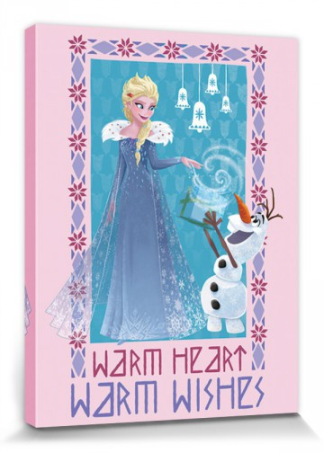 Frozen - Olaf´s  Adventure Warm Heart Warm Wishes