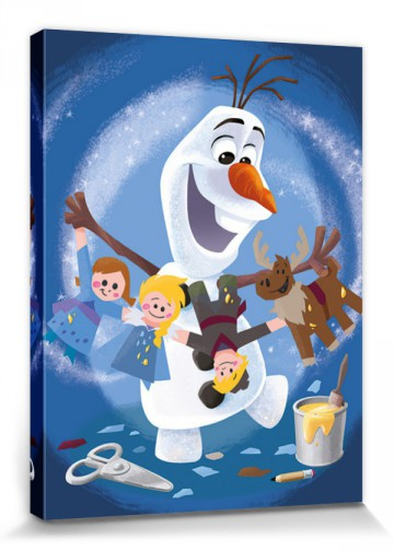 Frozen - Olaf´s  Adventure Characters
