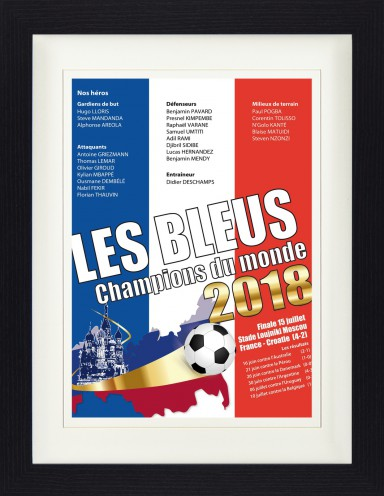 Football - France World Cup Champion 2018