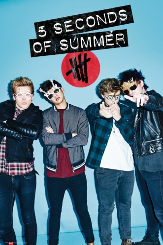 5 Seconds Of Summer - Glasses, Don´t Stop
