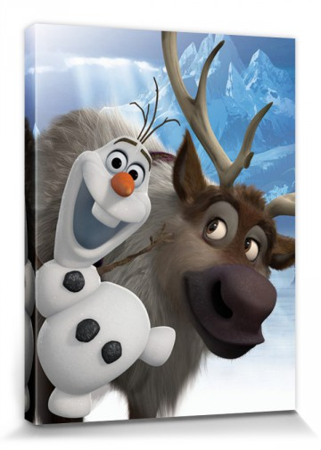 Frozen - Olaf And Sven