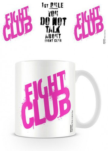 Fight Club - Spray