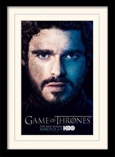 Game Of Thrones - Staffel 3, Robb Stark, Richard Madden