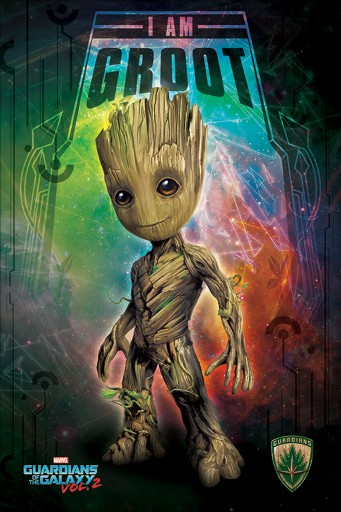 Guardians Of The Galaxy - Vol. 2, I Am Groot