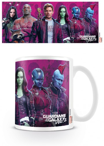 Guardians Of The Galaxy - Vol. 2, Characters