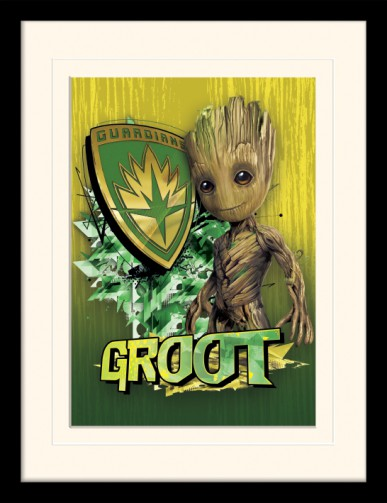 Guardians Of The Galaxy - Vol. 2, Groot Shield