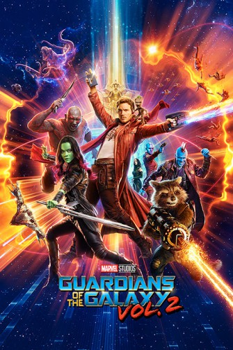Guardians Of The Galaxy - Vol. 2, One Sheet