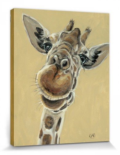 Giraffes - Hey, You Down There, Louise Brown