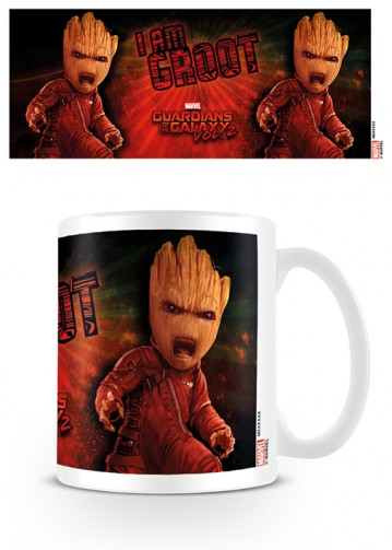 Guardians Of The Galaxy - Vol. 2, Angry Groot