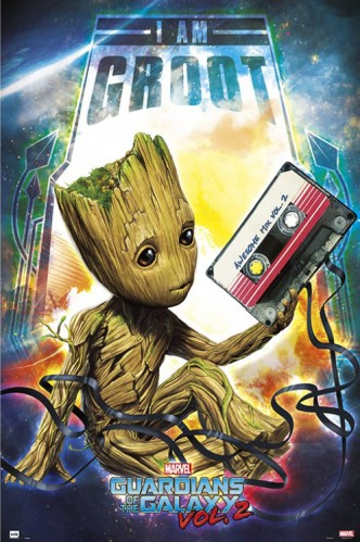 Guardians Of The Galaxy - Vol 2, Groot
