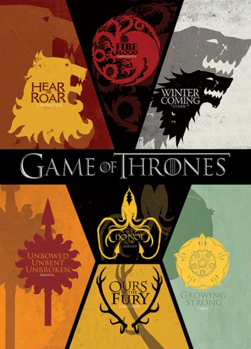 Game Of Thrones - The Seven Sigils