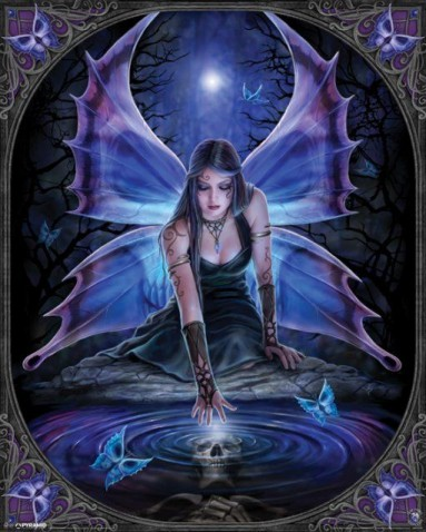 Gothic - Immortal Flight, Anne Stokes