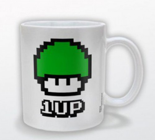 Gaming - 1-Up Icon