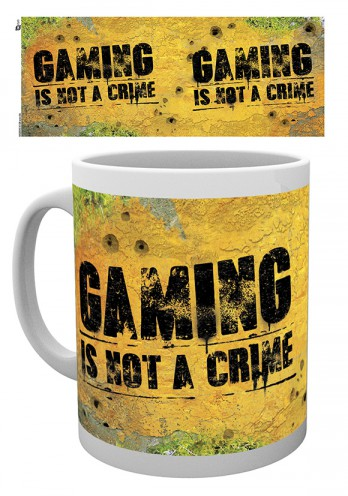 Gaming - Not A Crime