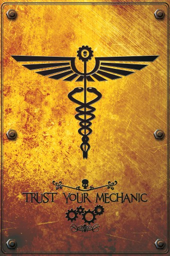 Gothic - Trust Your Mechanic, Tribal