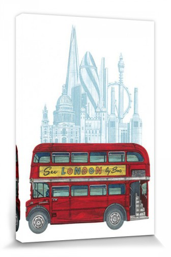 London - Red Double Decker Bus