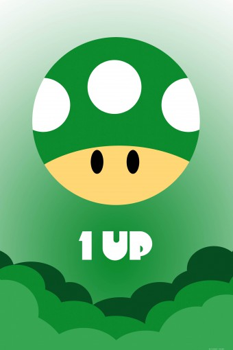 Gaming - One Up Icon