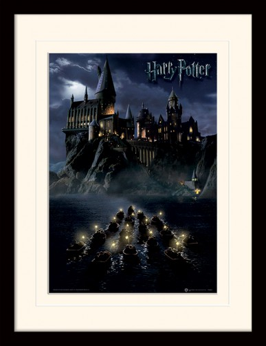 Harry Potter - Hogwarts School Of Witchcraft And Wizardry