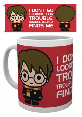 Harry Potter - Front And Back