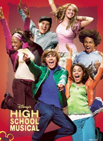 High School Musical - Jump II