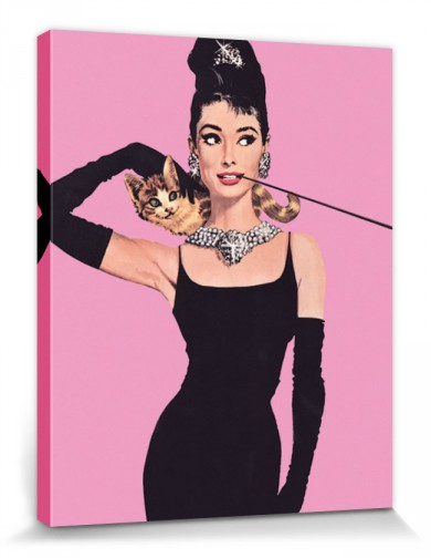 Audrey Hepburn - Breakfast At Tiffany's - 29.3KB