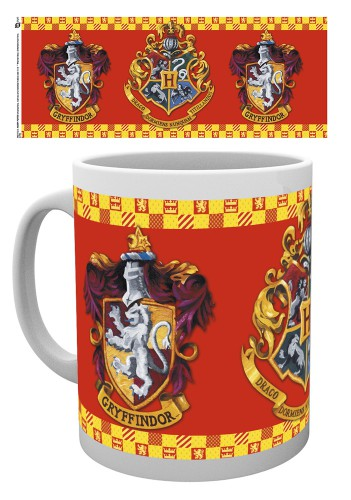 Harry potter gryffondor blason tasses acheter des posters sur le site de 1art1 - Harry potter blason ...