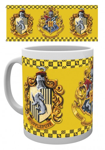 Harry potter poufsouffle blason tasses acheter des posters sur le site de 1art1 - Harry potter blason ...