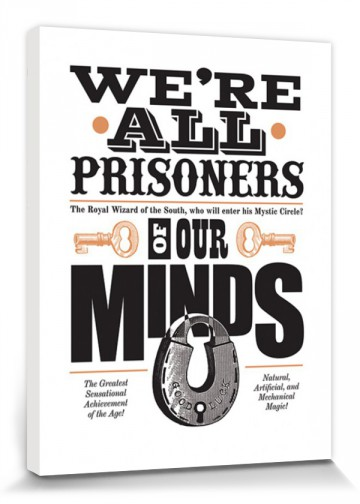 Inspiration - We'Re All Prisoners Of Our Minds