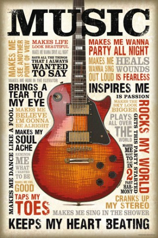 Inspiration - Music Is Passion