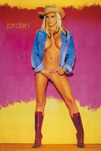 Jordan - Cowgirl - Pin Up